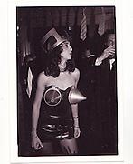 Fancy dress party. chelsea. 1988.