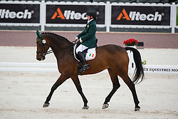 Kate Kerr Horan, (IRL), Arlande - Team Competition Grade II Para Dressage - Alltech FEI World Equestrian Games™ 2014 - Normandy, France.<br /> © Hippo Foto Team - Jon Stroud <br /> 25/06/14