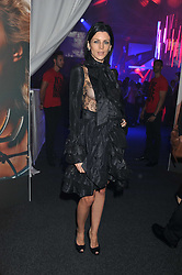 LIBERTY ROSS at a party hosted by Rimmel London to celebrate the 10 year partnership with Kate Moss held at Battersea Power Station, London SW8 on 15th September 2011.