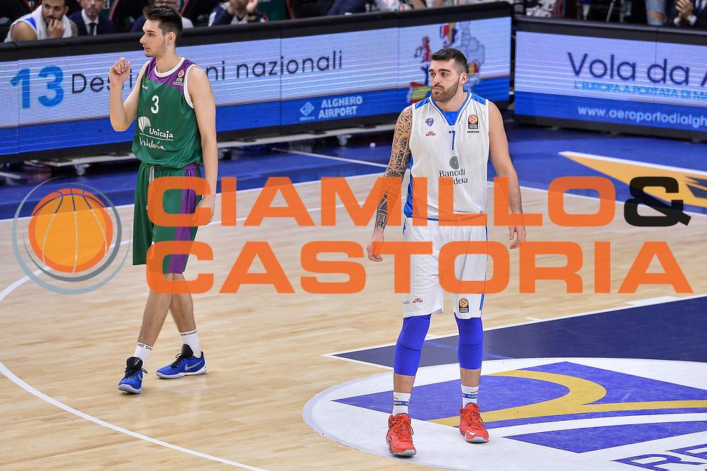 DESCRIZIONE : Eurolega Euroleague 2015/16 Gir.D Dinamo Banco di Sardegna Sassari - Unicaja Malaga<br /> GIOCATORE : Francesco Pellegrino<br /> CATEGORIA : Ritratto<br /> SQUADRA : Dinamo Banco di Sardegna Sassari<br /> EVENTO : Eurolega Euroleague 2015/2016<br /> GARA : Dinamo Banco di Sardegna Sassari - Unicaja Malaga<br /> DATA : 10/12/2015<br /> SPORT : Pallacanestro <br /> AUTORE : Agenzia Ciamillo-Castoria/L.Canu