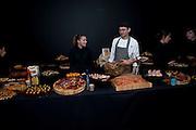 Miroslaw Balka/John Baldessari Opening Reception, Tate Modern. Monday 12 October