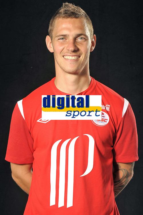 Fotball<br /> Frankrike<br /> Foto: Dppi/Digitalsport<br /> NORWAY ONLY<br /> <br /> FOOTBALL - FRENCH CHAMPIONSHIP 2010/2011 - PHOTOS OFFICIELLES LILLE OSC - 9/07/2010<br /> <br /> LUDOVIC OBRANIAK