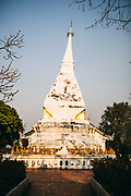 Phra That Si Song Rak, Buddhist stupa built in c. 1560 by Laotian and Thai kings. Dan Sai