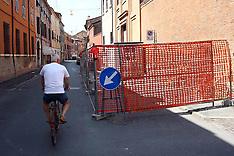 20110706 LAVORI VIA DE ROMEI