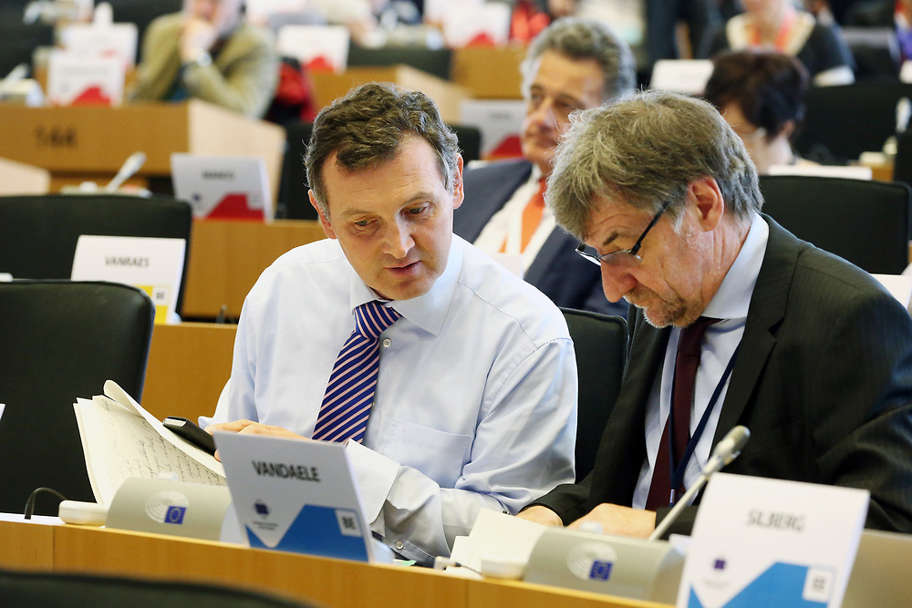12 May 2017, 123rd Plenary Session of the European Committee of the Regions <br /> Belgium - Brussels - May 2017 <br /> <br /> Mr VANLOUWE Karl, Member of the Flemish Parliament, Belgium<br /> <br /> &copy; European Union / Patrick Mascart