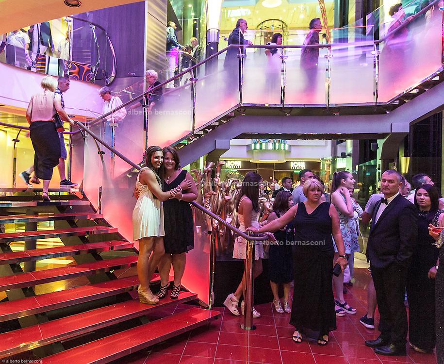 Royal Caribbean, Harmony of the Seas, souvenir photoshootings