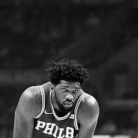 01-01 PHILADELPHIA SIXERS AT LA CLIPPERS