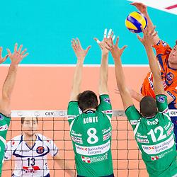 20130115: SLO, Volleyball - CEV Champions League, ACH Volley vs Bre Banca Lannutti Cuneo