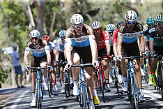 Cycling 2018: Tour Down Under: Stage 2 - 17  January 2018