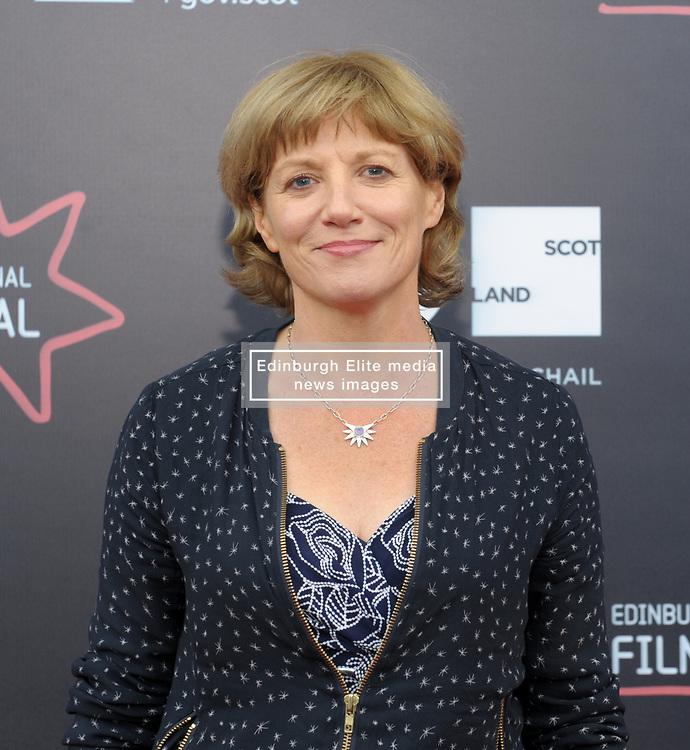 Edinburgh International Film Festival, Thursday, 21st June 2018<br /> <br /> Jury Photocall<br /> <br /> Pictured: Kate Muir of the Documentary jury<br /> <br /> (c) Alex Todd | Edinburgh Elite media