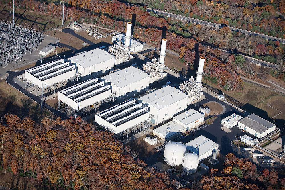 Lake Road Generating Plant, an 840-megawatt, natural gas-fired power plant.