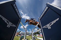 Van Der Schans Wout Jan, NED, Capetown<br /> Grand Prix Longines - Ville de La Baule<br /> Longines Jumping International de La Baule 2017<br /> © Hippo Foto - Dirk Caremans<br /> Van Der Schans Wout Jan, NED, Capetown