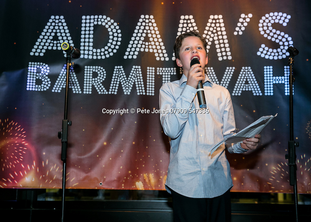 Adam's Barmitzvah;<br /> Drake &amp; Morgan's;<br /> Kings Cross, London.<br /> 5th November 2016.<br /> <br /> &copy; Pete Jones<br /> pete@pjproductions.co.uk