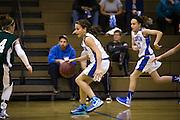 December 09, 2014.  <br /> Wetsel Girls Basketball vs William Monroe.