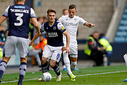 Leeds United defender Ben White (5), on loan from Brighton & Hove Albion,  during the EFL Sky Bet Championship match between Millwall and Leeds United at The Den, London, England on 5 October 2019.
