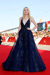 31.08.2013, Canal Grande, Venedig, ITA, La Biennale, 70. Filmfestspiele von Venedig, Night moves, im Bild Dakota Fanning // during a photocall for the movie 'Night moves' of the 70th Venice International Film Festival at Canal Grande in Venice, Italy on 2013/08/31. EXPA Pictures © 2013, PhotoCredit: EXPA/ Newspix/ Dave Bedrosian<br /> <br /> ***** ATTENTION - for AUT, SLO, CRO, SRB, BIH, TUR, SUI and SWE only *****