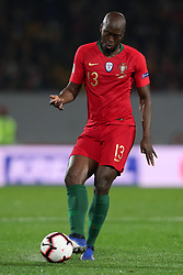 November 20, 2018 - Guimaraes, Guimaraes, Portugal - Danilo Pereira defender of Portugal in action during the UEFA Nations League football match between Portugal and Poland at the Dao Afonso Henriques stadium in Guimaraes on November 20, 2018. (Credit Image: © Dpi/NurPhoto via ZUMA Press)