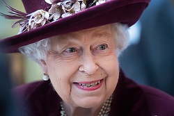 """File photo dated 25/02/20 of Queen Elizabeth II who is reportedly set to """"distance herself"""" from the ruler of Dubai following a High Court ruling that he abducted and detained his daughters against their will."""