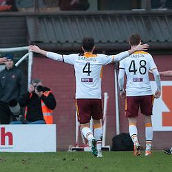 Dundee United v Motherwell   Scottish Premiership   24 January 2015