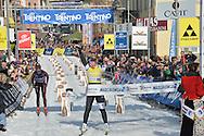 43° Marcialonga Fiemme e Fassa, sci da fondo gara a 70km a tecnica classica, Norgren Britta Johansson,31 gennaio 2016 © foto Daniele Mosna