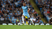 Football - 2016 / 2017 Champions League - Qualifying Play-Off, Second Leg: Manchester City [5] vs. Steaua Bucharest [0]<br /> <br /> Fernando of Manchester City during the match, at the Ethihad Stadium.<br /> <br /> COLORSPORT/LYNNE CAMERON
