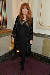 CHARLOTTE TILBURY at The Backstage Gala hosted by Diana Vishneva , Principal Dancer of the Mariinsky and American Ballet Theatre, and Natalia Vodianova in aid of The Naked Heart Foundation held at The London Coliseum, St.Martin's Lane, London on 17th April 2015.