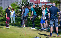 AMSTERDAM  - NVG / NGF / Open Golfdagen / Golfclub Ookmeer .     kennismaken met golf. ,    COPYRIGHT KOEN SUYK