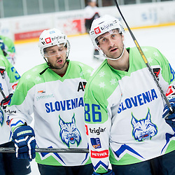 20150415: SLO, Ice Hockey - Friendly match, Slovenia vs Japan