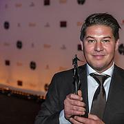 NLD/Amsterdam/20150302 - Uitreiking TV Beelden 2015, Martijn Krabbe