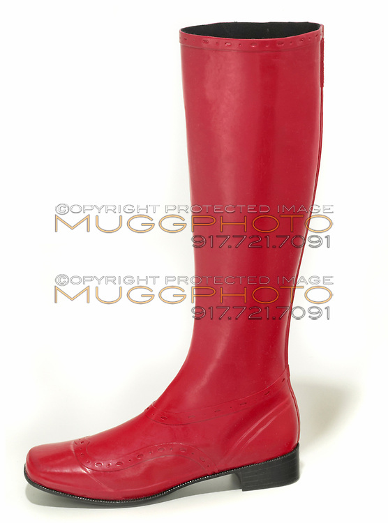 sigerson red boots