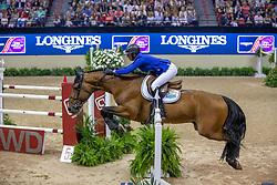 Leprevost Penelope, FRA, Vagabond de la Pomme<br /> World Cup Final Jumping - Las Vegas 2015<br /> © Hippo Foto - Dirk Caremans<br /> 18/04/2015