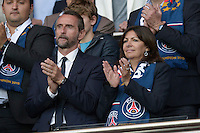 Jean Claude Blanc - 23.05.2015 - PSG / Reims - 38eme journee de Ligue 1<br />Photo : Andre Ferreira / Icon Sport