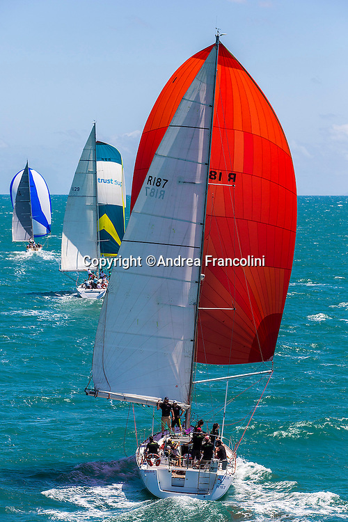 Sealink Magnetic Island Race week 2016<br /> 5/9/2016<br /> ph. Andrea Francolini<br /> BIDDY HU II