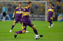 Dragan Jelic of Maribor at Third Round of Champions League qualifications football match between NK Maribor and FC Zurich,  on August 05, 2009, in Ljudski vrt , Maribor, Slovenia. Zurich won 3:0 and qualified to next Round. (Photo by Vid Ponikvar / Sportida)