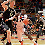 Illinois Basketball vs. Purdue - 01.21.2015