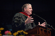 18945Undergraduate Commencement 2008..Peter King, speaker