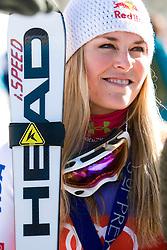 07-12-2011 SKIEN: FIS WORLD CUP: BEAVER CREEK USA<br /> Birds of Prey, Lindsey Vonn (USA) during a super G ladies race<br /> **NETHERLANDS ONLY** <br /> ©2011-FotoHoogendoorn.nl/Freshfocus