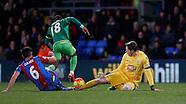 Crystal Palace v Sunderland 23/11/2015