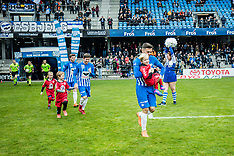 15.04.2018 Esbjerg fB - Thisted FC 2:0