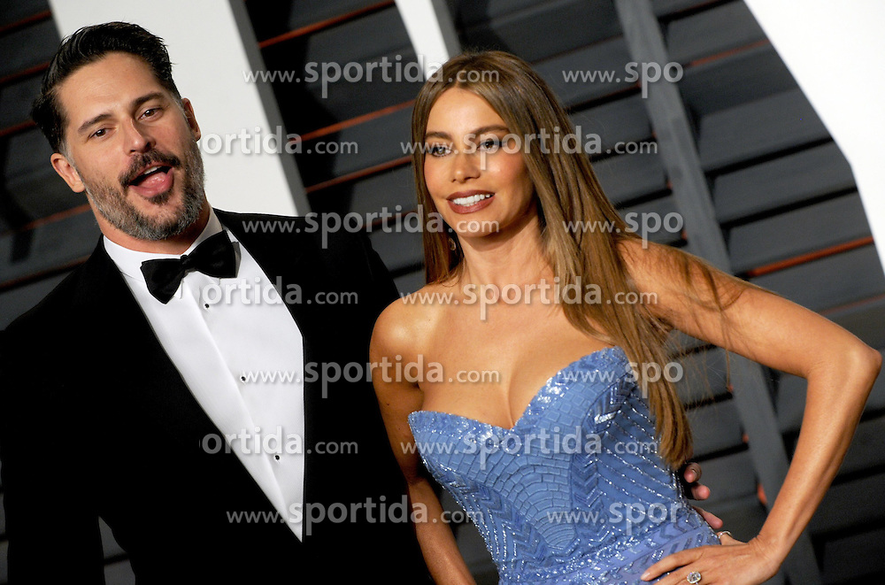 Sofia Vergara in attendance for 2015 Vanity Fair Oscar Party Hosted By Graydon Carter at Wallis Annenberg Center for the Performing Arts on February 22, 2015 in Beverly Hills, California. EXPA Pictures &copy; 2015, PhotoCredit: EXPA/ Photoshot/ Dennis Van Tine<br /> <br /> *****ATTENTION - for AUT, SLO, CRO, SRB, BIH, MAZ only*****