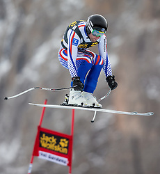 18.12.2013, Saslong, Groeden, ITA, FIS Ski Weltcup, Groeden, Abfahrt, Herren, 1. Traininglauf, im Bild Alexander Glebov (RUS) // Alexander Glebov of Russia in action during mens 1st downhill practice of the Groeden FIS Ski Alpine World Cup at the Saslong Course in Gardena, Italy on 2012/12/18. EXPA Pictures © 2013, PhotoCredit: EXPA/ Johann Groder