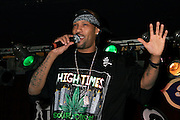 NEW YORK - OCTOBER 24: Rapper Redman hosts the 6th Annual High Times Stony Awards at B.B. King's on October 20, 2006 on Broadway in New York City.
