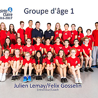 Groupe d'âge 1