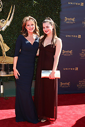 April 30, 2017 - Pasadena, CA, USA - LOS ANGELES - APR 30:  Nancy Lee Grahn, Katherine Grahn at the 44th Daytime Emmy Awards - Arrivals at the Pasadena Civic Auditorium on April 30, 2017 in Pasadena, CA (Credit Image: © Kathy Hutchins/via ZUMA Wire via ZUMA Wire)