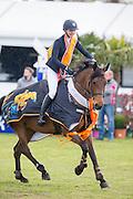Amber Meijer & KM Carrera Nederlands Kampioen Junioren<br /> CH Mierlo 2016<br /> © DigiShots