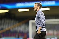 02.06.2017 - Cardiff - Finale di Champions League, allenamento e conferenza stampa di vigilia -  Juventus-Real Madrid nella  foto: Gareth Bale