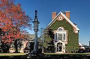 Pomfret School, Pomfret, Connecticut, CT, USA. Private academy prep school.