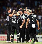 Cricket World Cup 1st Semi Final New Zealand v Sri Lanka