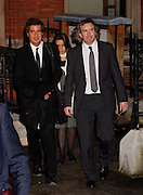 London, United Kingdom - 22 November 2011.Actor Steve Coogan leaving the hearing. Witnesses arrive for hearings for the Leveson Enquiry into allegations of phone hacking by the media. Royal Courts of Justice, Charing Cross, London, England, UK..Copyright: ©2011 Equinox Licensing Ltd. +448700 780000 - Contact: Equinox Features - Date Taken: 20111122 - Time Taken: 160156+0000 - www.newspics.com
