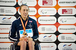 RUNG Sarah Louise NOR at 2015 IPC Swimming World Championships -  Women's 100m Freestyle S5